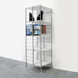 Festival Mediatheque | Library shelving | CASAMANIA-HORM.IT