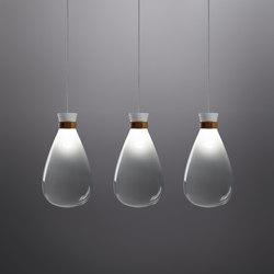 Soffi | Suspended lights | Poltrona Frau