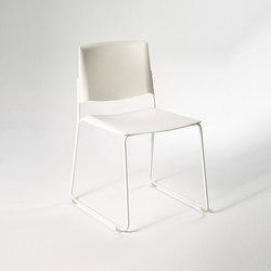 Ema Chair | Sedie visitatori | ENEA