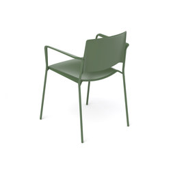 Ema 4L Chair | Sillas | ENEA