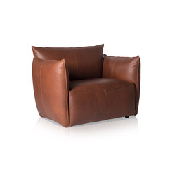 Vasa loveseat with low arms | Sillones | Jess