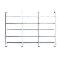 Web Shelving System | Regale | CASAMANIA-HORM.IT