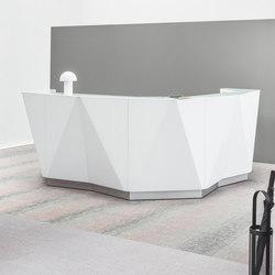 Alpa | Reception desks | MDD