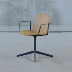 Lottus Confident Chair | Visitors chairs / Side chairs | ENEA