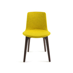Lottus Wood Chair | Sedie visitatori | ENEA