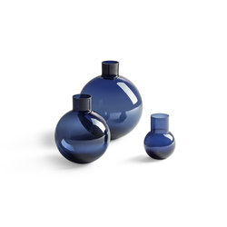 Gli Oggetti | Blue Pallo | Vasen | Poltrona Frau