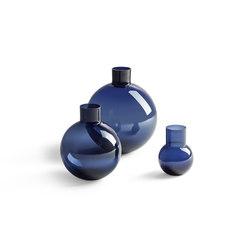 Gli Oggetti | Blue Pallo | Vases | Poltrona Frau