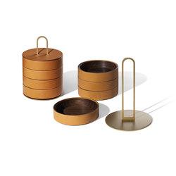 Gli Oggetti | Zhuang | Storage boxes | Poltrona Frau