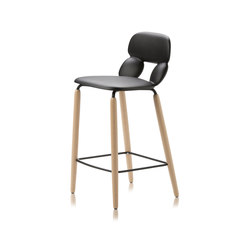 Nube W 65 | Bar stools | CHAIRS & MORE
