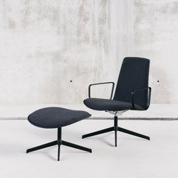 Lottus Lounge High | Lounge chairs | ENEA