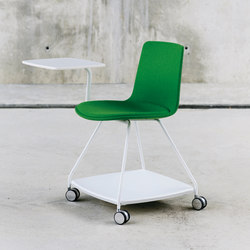 Lottus Tray Chair | Classroom / School chairs | ENEA