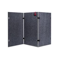 Acoustic shield wall | Paredes móviles | Westermann