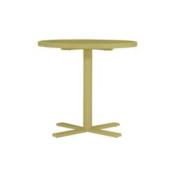 DUO CAFE TABLE ROUND 78 | Tables de repas | JANUS et Cie