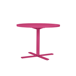 DUO CAFE TABLE ROUND 95 | Dining tables | JANUS et Cie