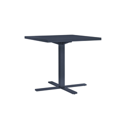 DUO CAFE TABLE SQUARE 78 | Dining tables | JANUS et Cie