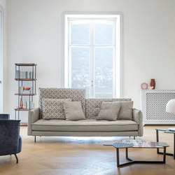 Alvar Sofa | Canapés d'attente | Bonaldo