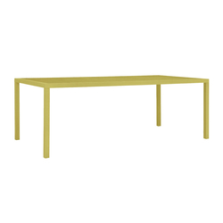 DUO DINING TABLE RECTANGLE 203 | Dining tables | JANUS et Cie
