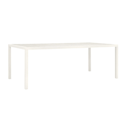 DUO DINING TABLE RECTANGLE 203 | Esstische | JANUS et Cie