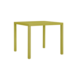 DUO DINING TABLE SQUARE 84 | Dining tables | JANUS et Cie