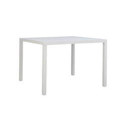 DUO DINING TABLE SQUARE 101 | Dining tables | JANUS et Cie