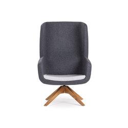 Lounge Chair - Delano | Sessel | BK Barrit