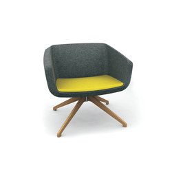 Lounge Chair - Delano | Sessel | BK Barrit