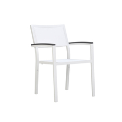 DUO MESH ARMCHAIR | Chairs | JANUS et Cie