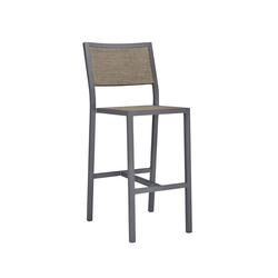 DUO MESH BARSTOOL | Bar stools | JANUS et Cie