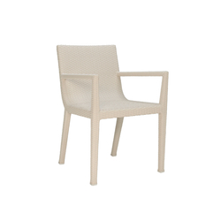 QUINTA FULLY WOVEN CAFE ARMCHAIR | Chairs | JANUS et Cie