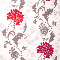 STATUS - Flower wallpaper EDEM 833-25 | Wall coverings / wallpapers | e-Delux