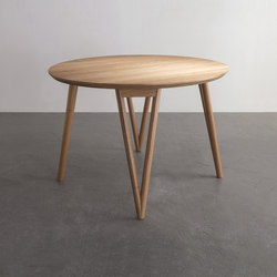 Hair Pin | Table 42 | Dining tables | David Gaynor Design