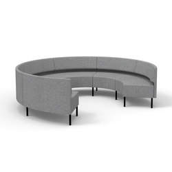 One Air Curve Café | Sofas | David design