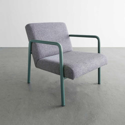 Berm | Lounge Chair | Poltrone | David Gaynor Design