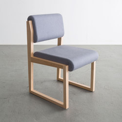 Lingotto | Chair | Sillas | David Gaynor Design