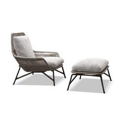 Prince Cord Indoor | Fauteuils | Minotti