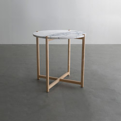 Pierce | Side Table | Mesas auxiliares | David Gaynor Design