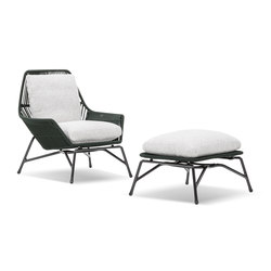 Prince Cord Outdoor | Armchairs | Minotti