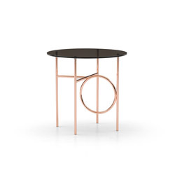 Ring | Mesas auxiliares | Minotti
