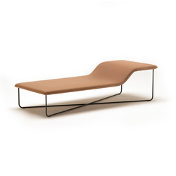 Clivio | Lettini / Lounger | Living Divani