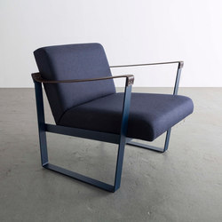 Strap | Lounge Chair | Armchairs | David Gaynor Design