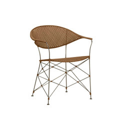 WHISK RATTAN ARMCHAIR | Chairs | JANUS et Cie