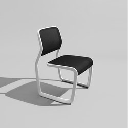 Newson Aluminum Chair | Sillas | Knoll International
