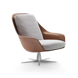 Sveva | Lounge chairs | Flexform