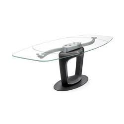 Orbital | Tables de repas | Calligaris