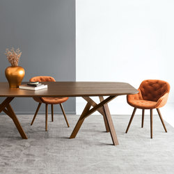 Jungle | Dining tables | Calligaris