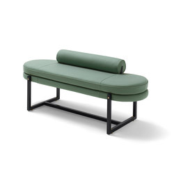 Sigmund Bench | Waiting area benches | ARFLEX