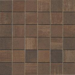 Amarcord Bruciato | Mosaico | Ceramic mosaics | Rondine