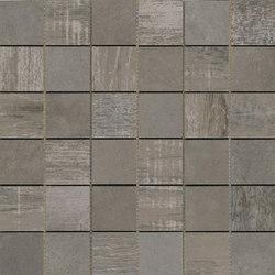 Amarcord Piombo | Mosaico | Ceramic mosaics | Rondine