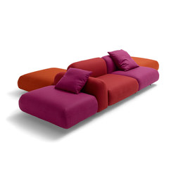 Tokio | Modular seating elements | ARFLEX