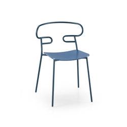 Genoa 0047 MET | Chairs | TrabÀ